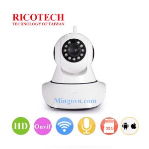Camera IP Wifi RicoTech RT-1100-IP-1